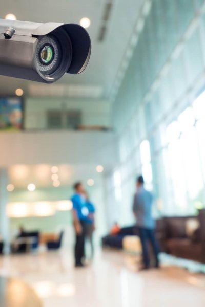 Kameralı Güvenlik Hizmeti
