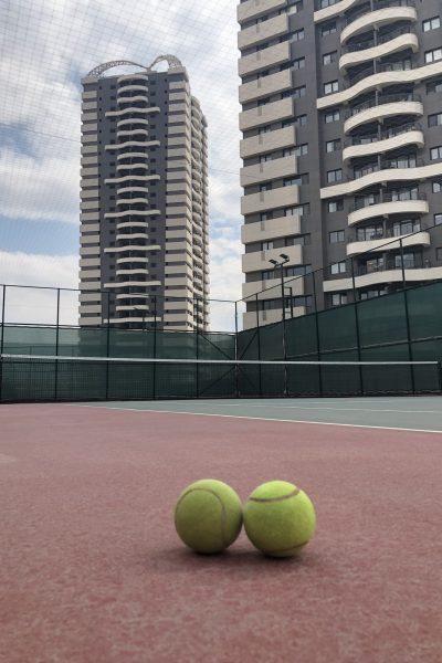 Tenis Sahası